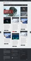 Link toAntarctic: blog theme