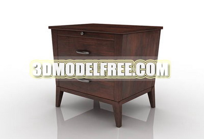Link toAntique furniture, solid wood cabinets retro home 3d models