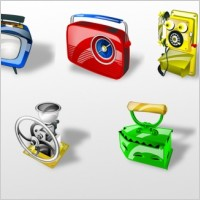 Link toAntiques web icons icons pack