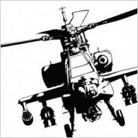 Link toApache helicopter vector adobe illustrator