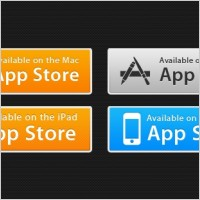 Link toApple app store button