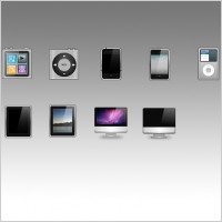 Link toApple devices icons pack