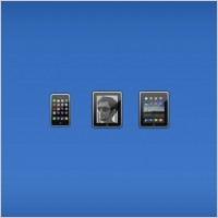 Link toApple iphone, ipod and ipad icons