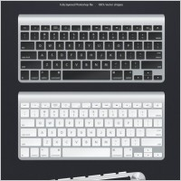 Link toApple keyboard psd source files