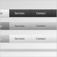 Link toApple style navigation menu