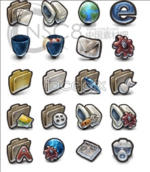 Link toArchaeological discoveries icons