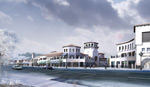 Link toArchitectural renderings psd