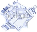 Link toArchitectural series vector-4