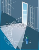 Link toArchitectural series vector-6