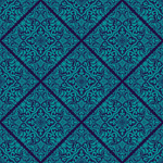 Argyle backgrounds vector