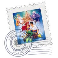 Link toAriel mail stamp