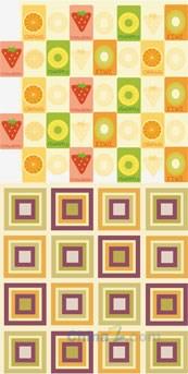 Arrange graphics vector background illustration