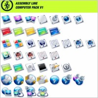 Link toAssembly line computer pack v1 icons pack