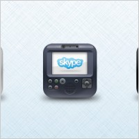 Link toAsus videophone icon psd