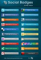 Link toAtg social badges