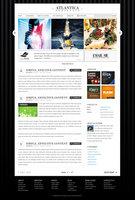 Link toAtlantica wordpress + html …