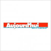 Link toAujourdhui en france logo