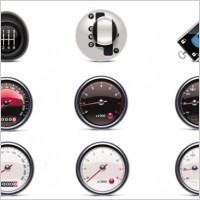 Link toAuto parts icon 04 vector