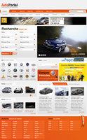 Link toAuto portal webdesign