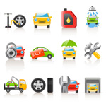 Link toAuto service icons