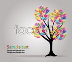 Link toAutumn tree cartoon vector