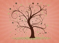 Link toAutumn tree design vector free