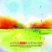 Link toAutumn watercolor vector background 01