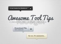Link toAwesome tooltips & alerts