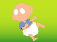 Link toBaby cartoon vector free
