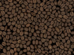 Link toBackground boutique coffee beans picture material