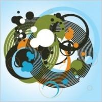 Link toBackground circles vector eps design, adobe photoshop background tutorial
