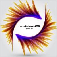Link toBackground of brilliant petals 01 vector