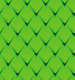 Link toBackground of green roof tiles vector