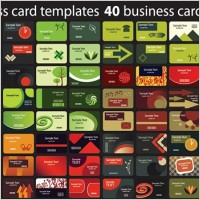 Link toBackground section 80 card template vector 2