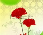 Link toBackground shading flowers psd