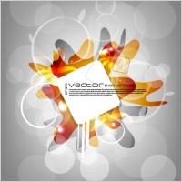 Link toBackground vector fashion glare