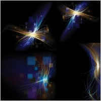 Link toBackground vector lines glare