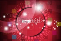 Link toBackground vector technology gear three