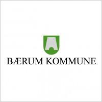 Link toBaerum kommune logo