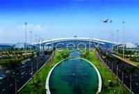 Baiyun airport hd photo