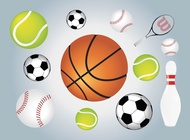 Link toBall sports vector free