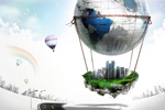 Link toBalloon city psd