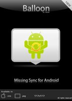 Link toBalloon - missingsync android