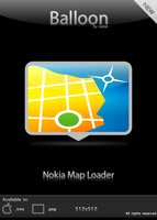 Link toBalloon - nokia map loader