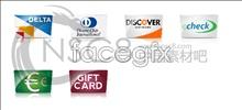 Link toBank credit card icons