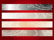 Link toBanner decorations vector free
