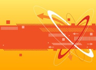 Link toBanner vector graphics free