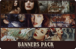 Link toBanners pack
