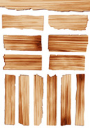Link toBar texture wood vector