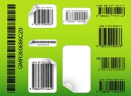 Link toBarcode templates vector free